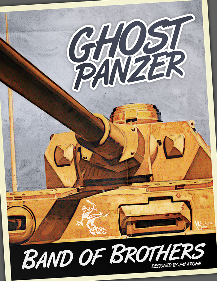 Band of Brothers - Screaming Eagles Band of Brothers - Ghost Panzer