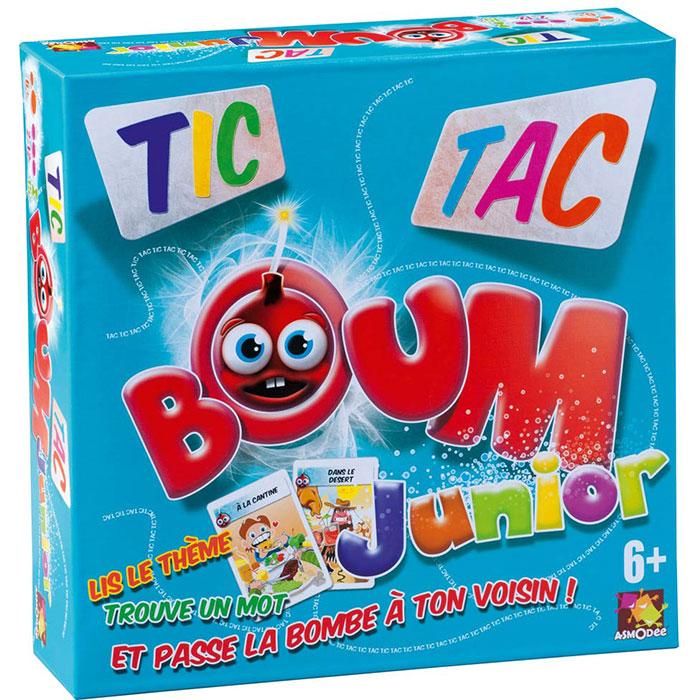 Tic tac boum junior 2012