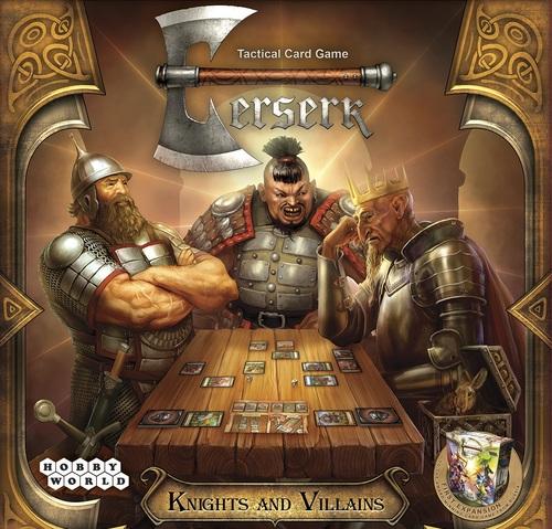 berserk knights and villains