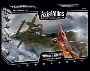 Axis & Allies Air Force Miniatures: Bandits High