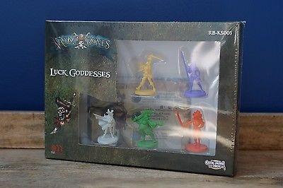 Rum & Bones : Luck Goddesses [Kickstarter]