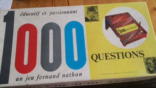 1000 questions
