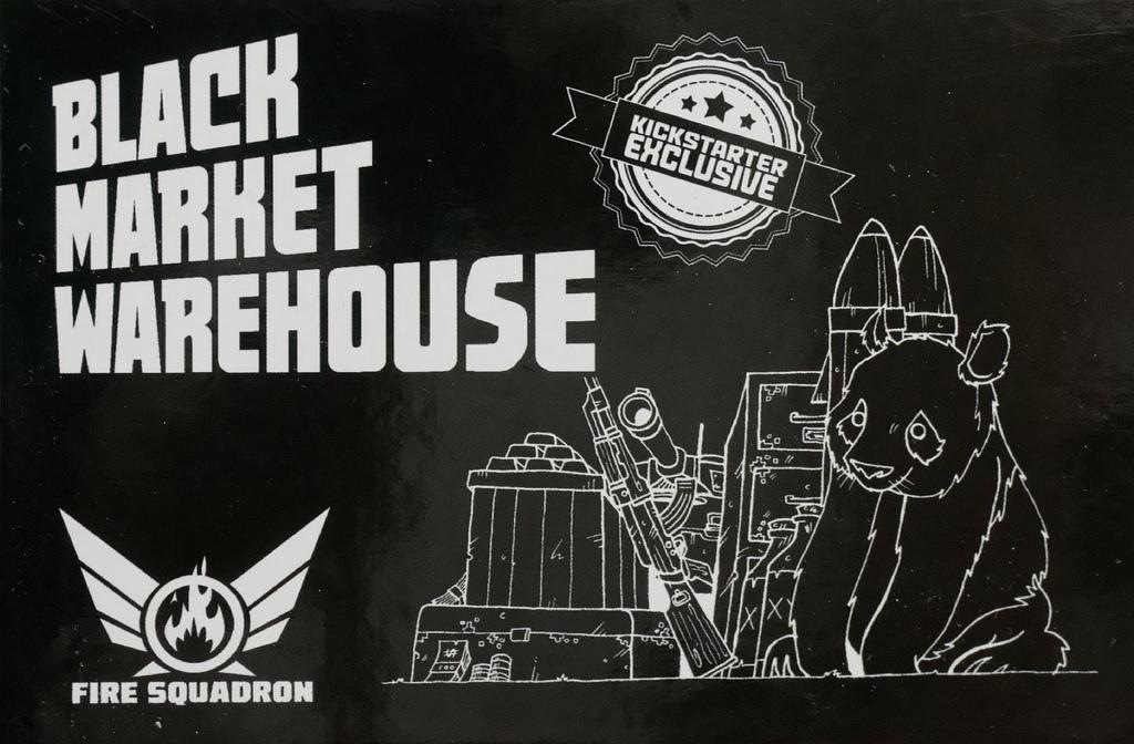 Black Market Warehouse