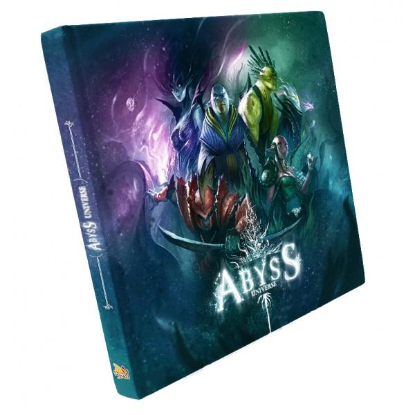 Abyss - Artbook