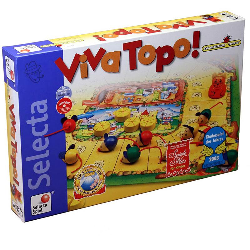Viva Topo !