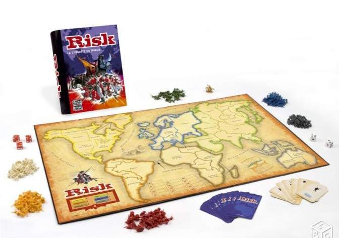 Risk : Livre