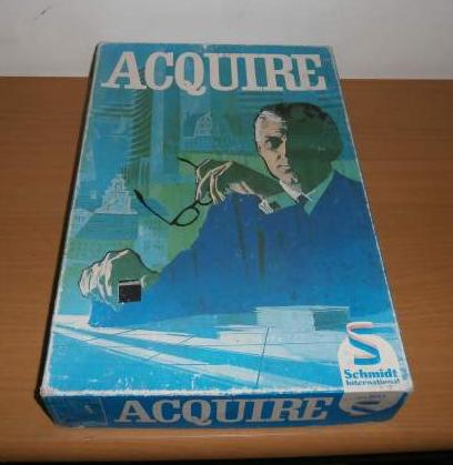Acquire (Édition Schmidt française)