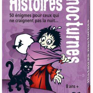 Black stories junior Histoires nocturnes