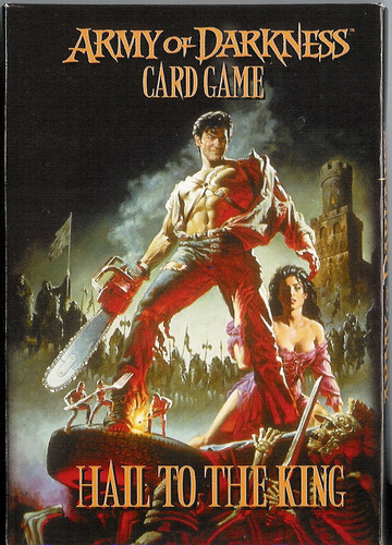 Army of Darkness Card Game