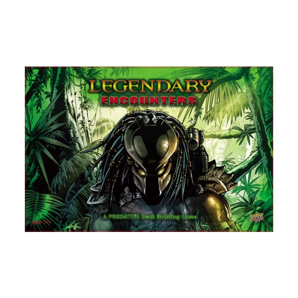 Legendary Encounters : a Predator Deck Building