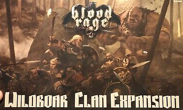 Blood Rage - Wildboar Clan