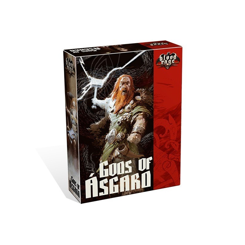 Blood Rage - Gods of Asgard