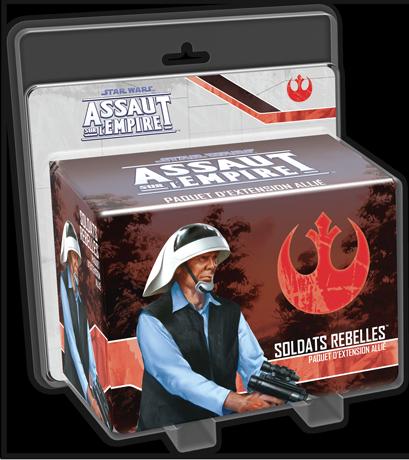 Star Wars : Assaut sur l'Empire - Soldats Rebelles