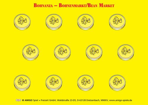Bohnanza Bean Market