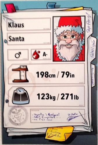 Doctor Panic Klaus Santa (Promo)