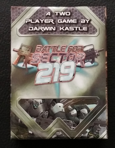Battle for Sector 219