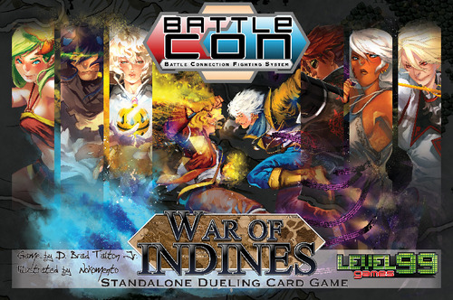 Battlecon: War of Indines - Remastered Edition