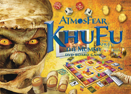 Atmosfear : Khufu la Momie (DVD)