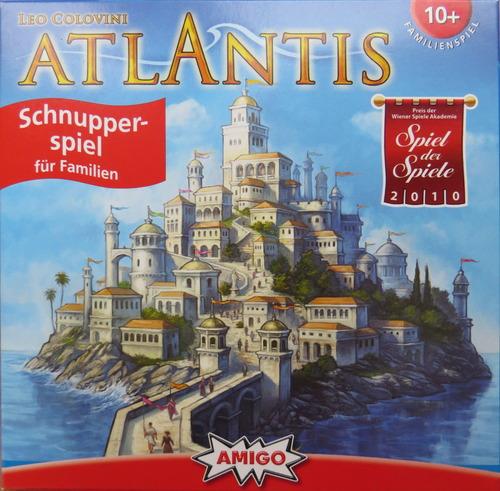 Atlantis Schnupperspiel