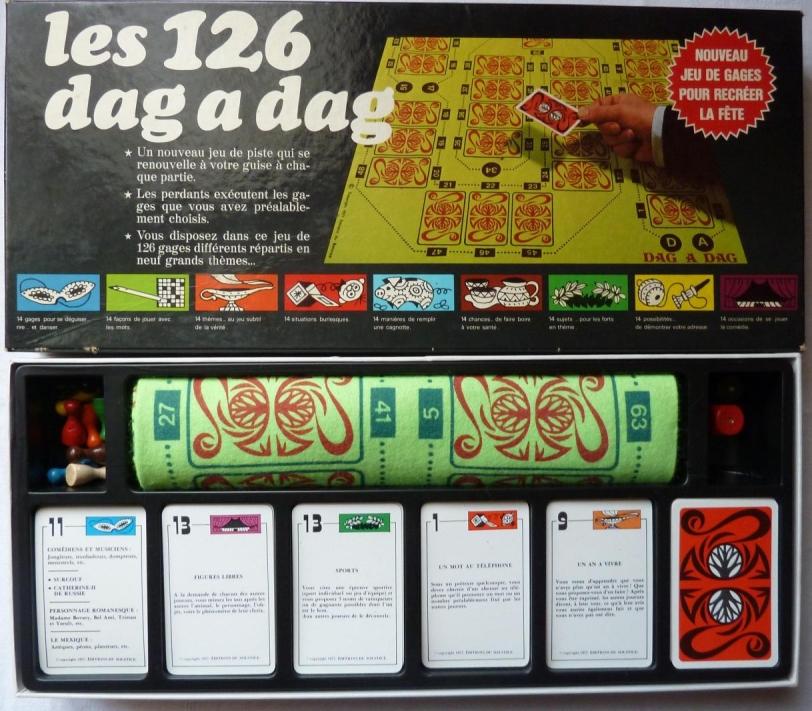 Les 126 Dag A Dag