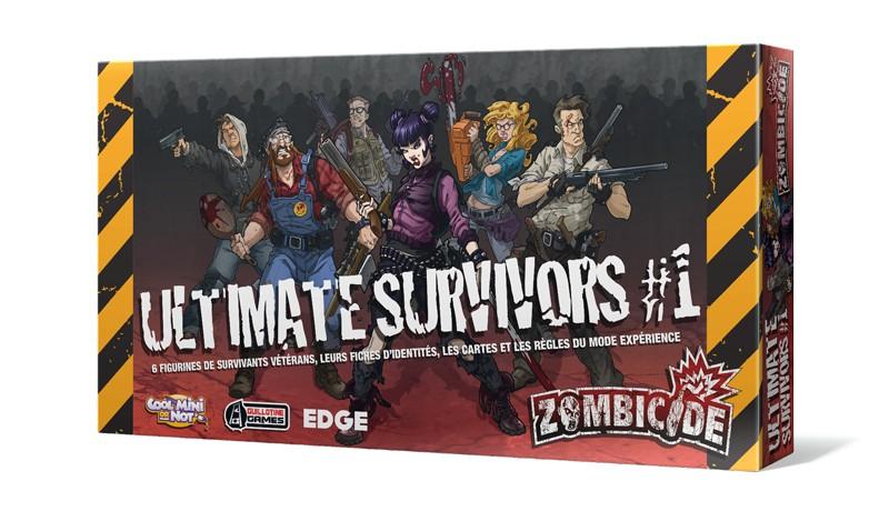 Zombicide ultimate survivors #1