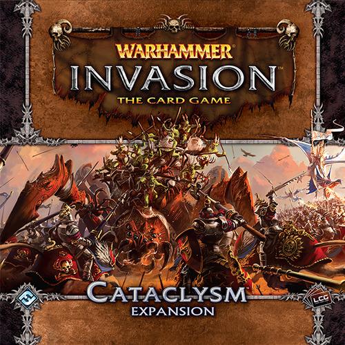 Warhammer invasion: cataclysm