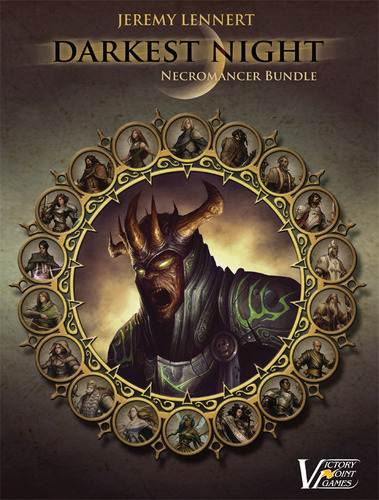 Darkest Night: Necromancer Bundle