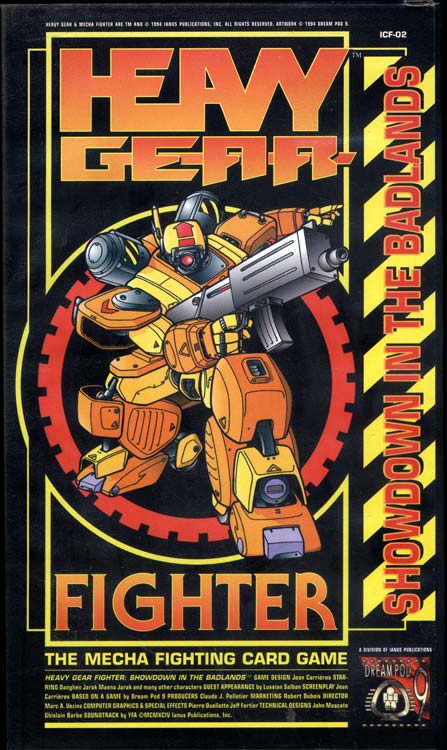 Heavy Gear Fighter