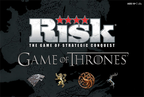 Risk - Game of Thrones