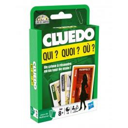 Cluedo - jeu de cartes