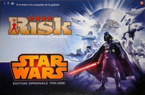 Risk : Star Wars Trilogie (édition originale)