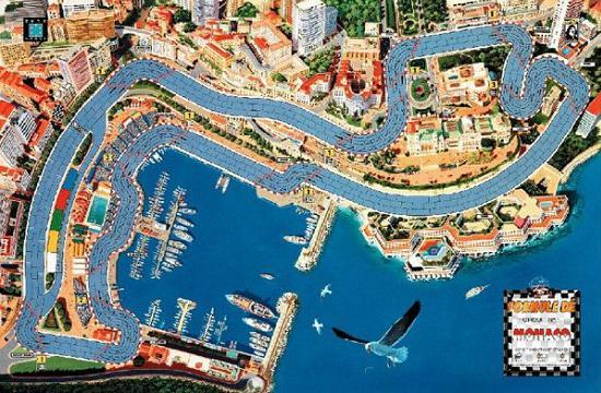 formula Dé : Circuits 1 & 2 : Monaco - Zandvoort N° 1