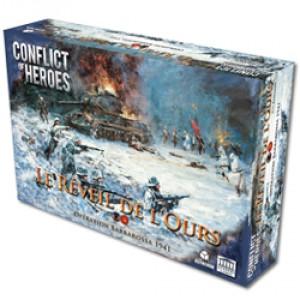 Conflict of heroes : scénario bonus