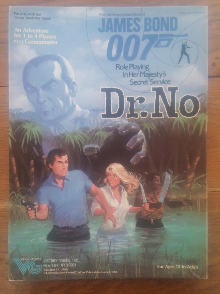 Dr. No - James Bond (VO)