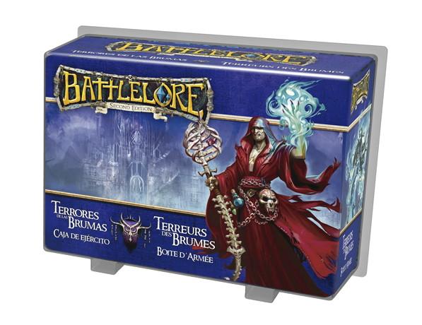 BattleLore 2ème édition Terreurs des brumes