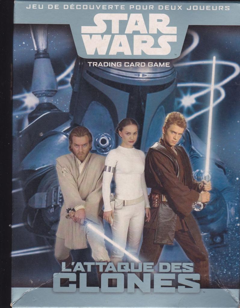 Star Wars - l'attaque des clones