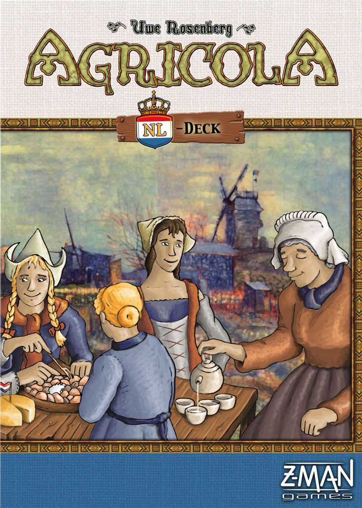 Agricola : Deck Pays Bas