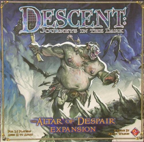 Autel du désespoir (Descent extension 2)