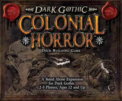 Dark Gothic:Colonial Horror