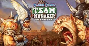 blood bowl team manager + ext