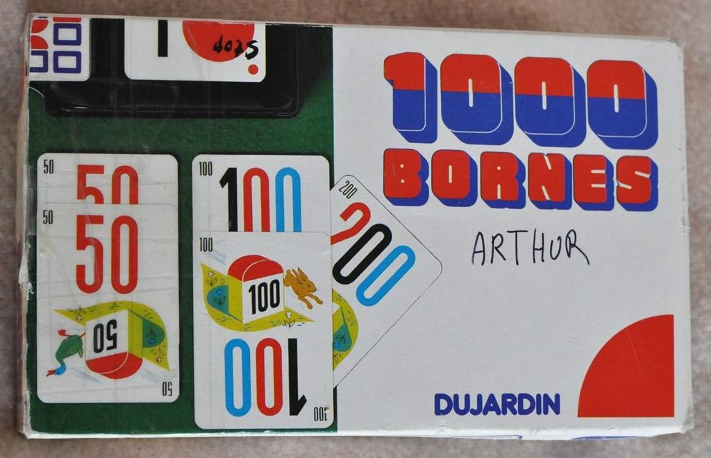 1000 bornes classic
