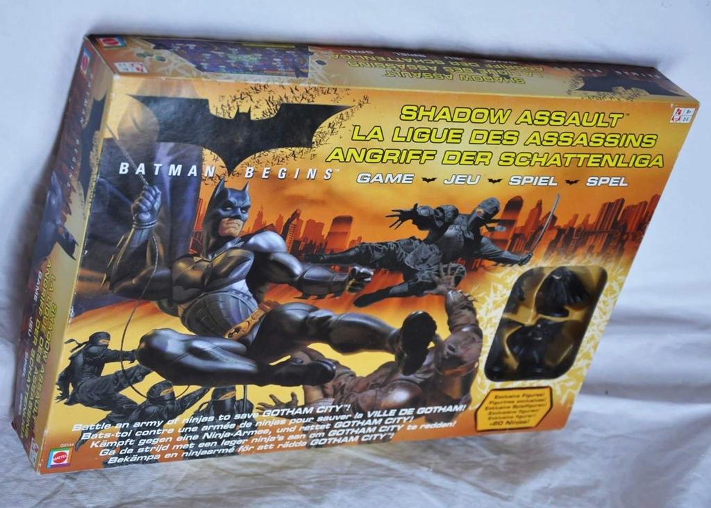 Batman la ligue des assassins