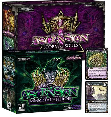 Ascension Saison 2 FR Full Pack