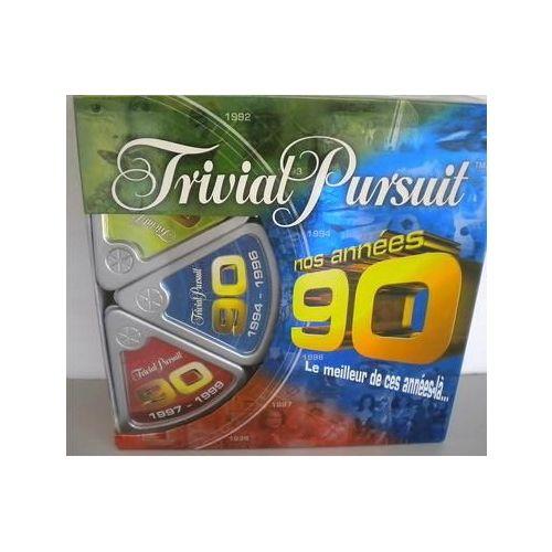 Trivial pursuit Nos années 1990