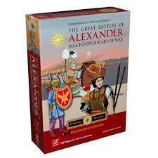 Alexander Macedonian Art of War - GBOH Series