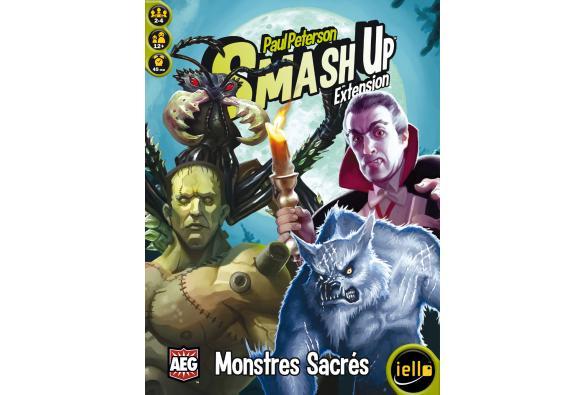 Smash up - Monstres sacrés