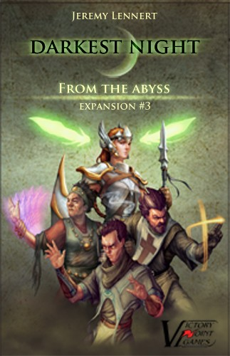 Darkest Night : From the Abyss Expansion 3