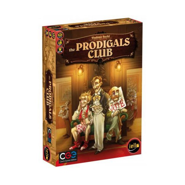 The Prodigals Club VF