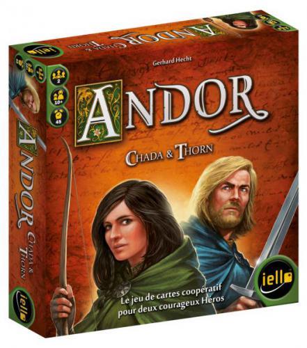 Andor Chada & Thorn - VF