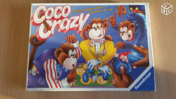 Coco Crazy Spielanleitung